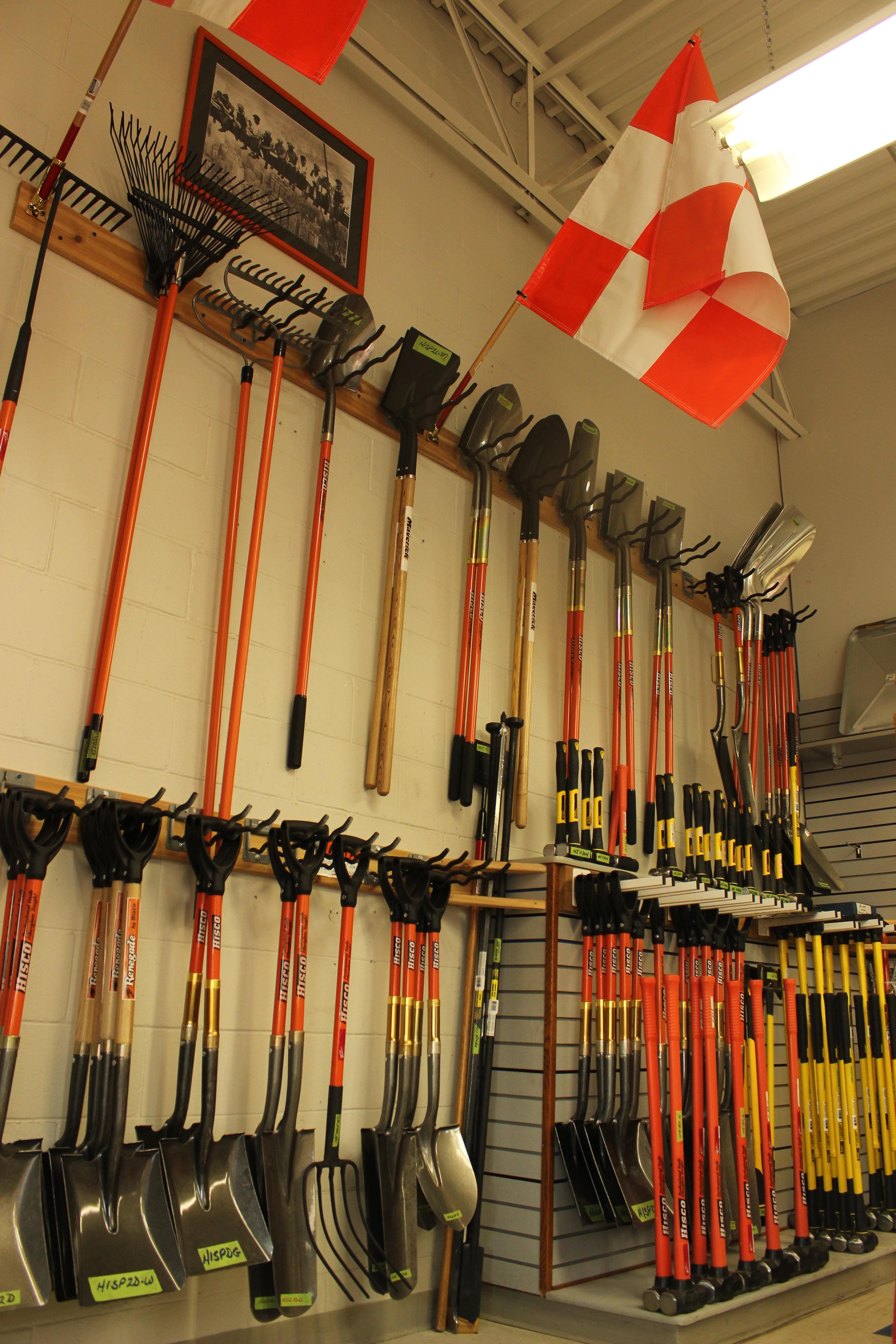 Shovels, Rakes, and Landscaping tools in Waukesha