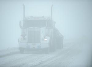 winterized vehicle