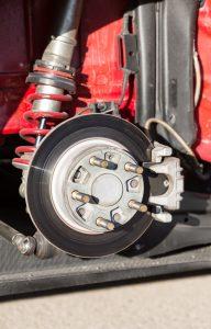 safety inspection of disc brakes by kaestner